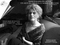 Un Ajun de Craciun cu Maria Raducanu