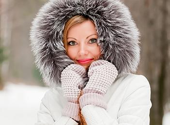 Iarna iti imbatraneste ochii