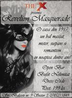 Revelion Masquerade la The X