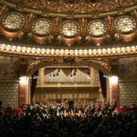 Concert simfonic la Ateneul Roman