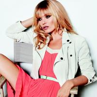 Kate Moss, noua imagine Mango
