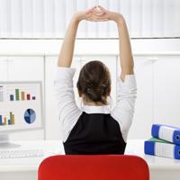 Un birou ordonat duce la o minte productiva