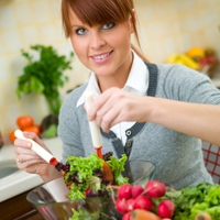 Oamenii educati mananca mai multe legume