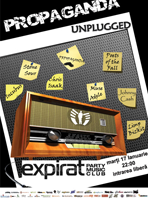 Concert – Propaganda Unplugged