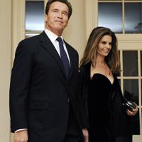 Arnold Schwarzenegger a petrecut Craciunul cu fosta sotie