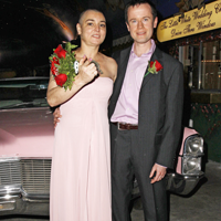 Mariajul lui Sinead O'Connor a luat sfarsit dupa numai... 16 zile
