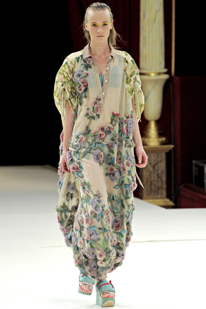 Kenzo aduce designul japonez in fata audientei mondiale
