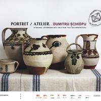 Vernisaj - Portret/Atelier. Dumitru Schiopu