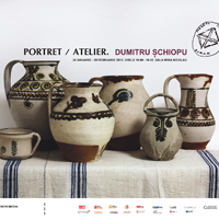 Vernisaj – Portret/Atelier. Dumitru Schiopu