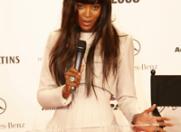 Naomi Campbell – cum isi mentine corpul de model si la 41 de ani?