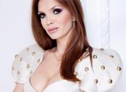 Cristina Spatar Ionescu a primit 99 de trandafiri rosii