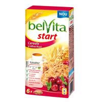 Kraft Foods Romania lanseaza un nou sortiment de biscuiti deliciosi pentru micul    dejun: belVita Start cu Cereale si Afine Rosii