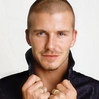 David Beckham, desemnat cel mai fashion sportiv!