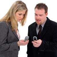 Mesajele scrise dauneaza comunicarii verbale