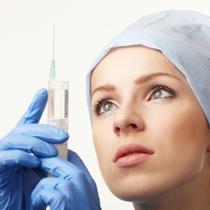 Injectiile cu botox - folosite pentru tratarea migrenelor