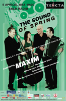 The Sound Of Spring – concert instrumental