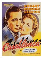 """Filmul """"Casablanca"""" – cea mai frumoasa poveste de dragoste, in cinematografe"""