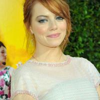 Emma Stone, schimbare de look