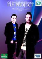 Fly Project – show de talie internationala in Club Bound