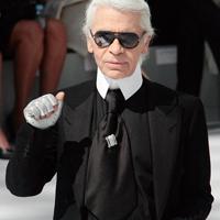 Karl Lagerfeld nu a intrat niciodata intr-un supermarket