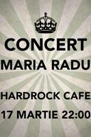 Concert Maria Radu