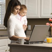 Concediul de maternitate afecteaza cariera femeilor