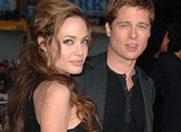 Brad Pitt si Angelina Jolie s-au logodit