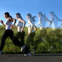 Femeilor le este rusine sa faca exercitii in aer liber
