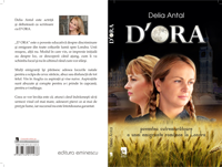 """Delia Antal se pregateste de lansarea cartii """"D'ORA"""""""
