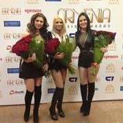 Trupa Heaven: show in fata a peste 12.000 de rusi