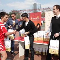 Puratos sustine Grupele Centrului de Copii si Juniori FC Dinamo