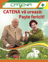 """Stela si Arsinel ne incanta cu """"Varietati de Paste"""" la Antena 1 – 15 aprilie 2012, orele 21.40"""