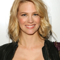 January Jones, dezvaluire uluitoare