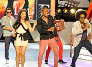 Catena sustine Mandinga la Eurovision 2012. Astazi este semifinala!