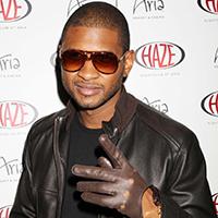 Usher, jignit si dat afara din casa de fosta sotie, Tameka