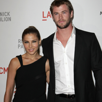Chris Hemsworth si Elsa Pataky au devenit parinti