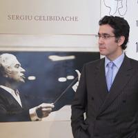 S-au lansat cartile despre Sergiu Celibidache!