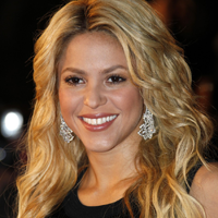 Shakira, cea mai sexy cantareata a tuturor timpurilor