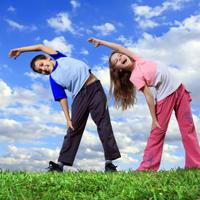 Copiii cu multi prieteni sunt mai activi fizic