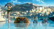 Madagascar 3: Fugariti prin Europa