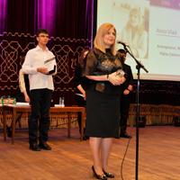 Anca Vlad, laureata la Gala Business Hall of Fame 2012