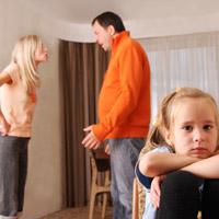 Conflictele din cuplu au impact pe termen lung asupra copiilor