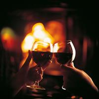 Modul in care te gandesti la un pahar de vin te ajuta sa te relaxezi