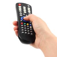 Telecomanda televizorului, printre cele mai contaminate obiecte din camera de hotel