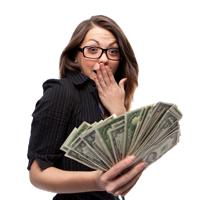 Banii nu aduc fericirea daca ii cheltuiesti pentru a-i impresiona pe altii