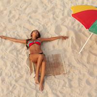 Soarele, un remediu impotriva alergiilor