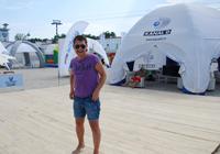 Stefan Stan canta miercuri pe plaja Kanal D Summer Studio!