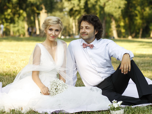 Dana Rogoz s-a maritat!