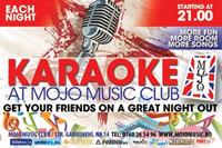 Every Night is Karaoke Night