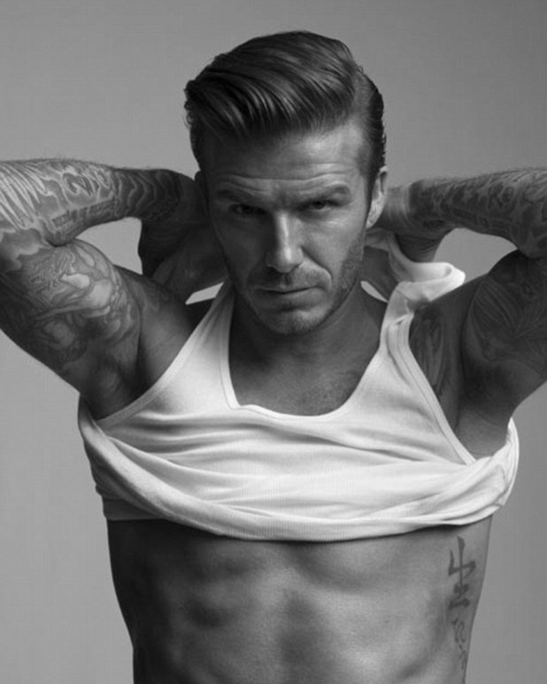 David Beckham, din nou pentru H&M